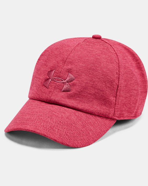 Women's UA Microthread Twist Renegade Cap, Pink, pdpMainDesktop image number 0