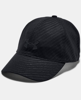 Women's UA Microthread Renegade Printed Cap  1  Color Available $25