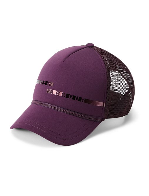f29f8462f Women's UA Graphic Trucker Cap