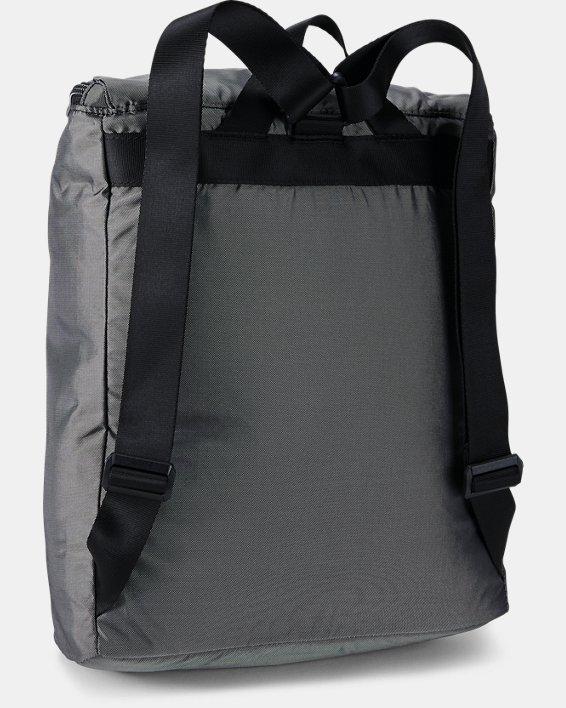 Women's UA Midi Backpack, Black, pdpMainDesktop image number 1
