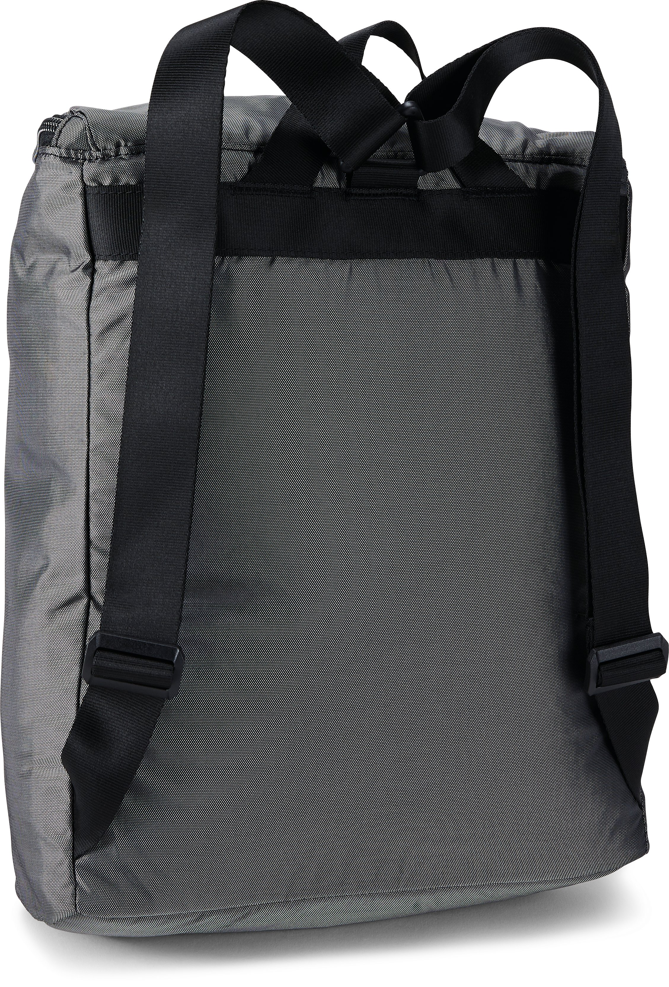 Women's UA Midi Backpack, Black ,