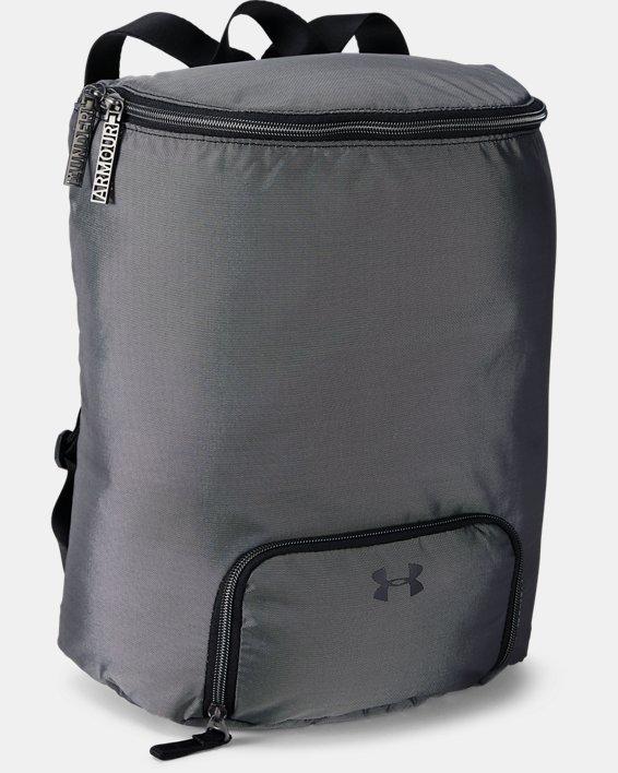 Women's UA Midi Backpack, Black, pdpMainDesktop image number 0