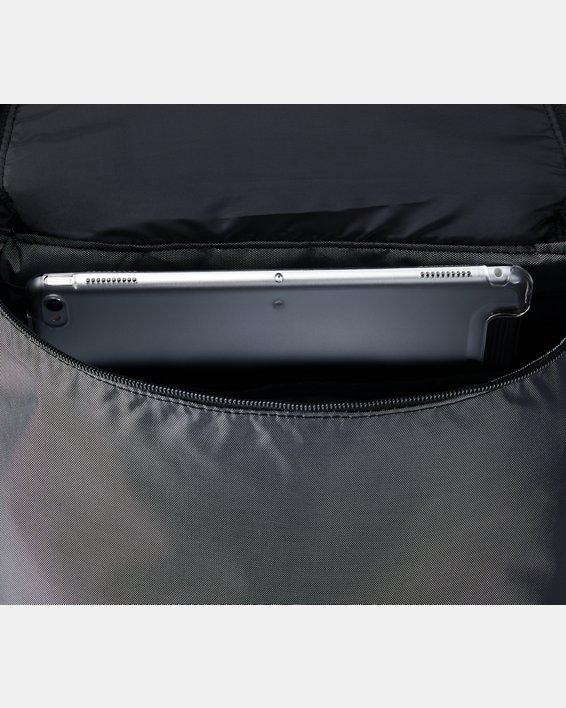 Women's UA Midi Backpack, Black, pdpMainDesktop image number 3