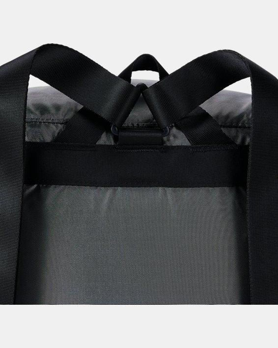 Women's UA Midi Backpack, Black, pdpMainDesktop image number 4