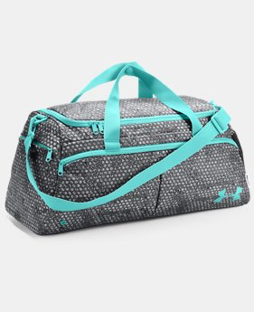 Women's UA Undeniable Duffle- Small  1  Color Available $39.99 to $40