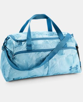 Women's UA Undeniable Duffle- Medium  1  Color Available $45