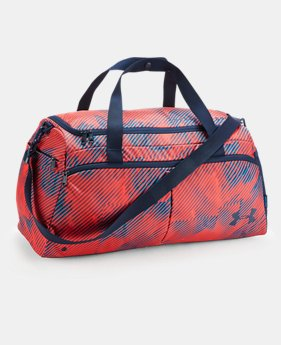 Women's UA Undeniable Duffle- Medium  1  Color Available $55