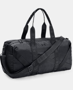 Women's UA Beltway Duffle  2  Colors Available $110