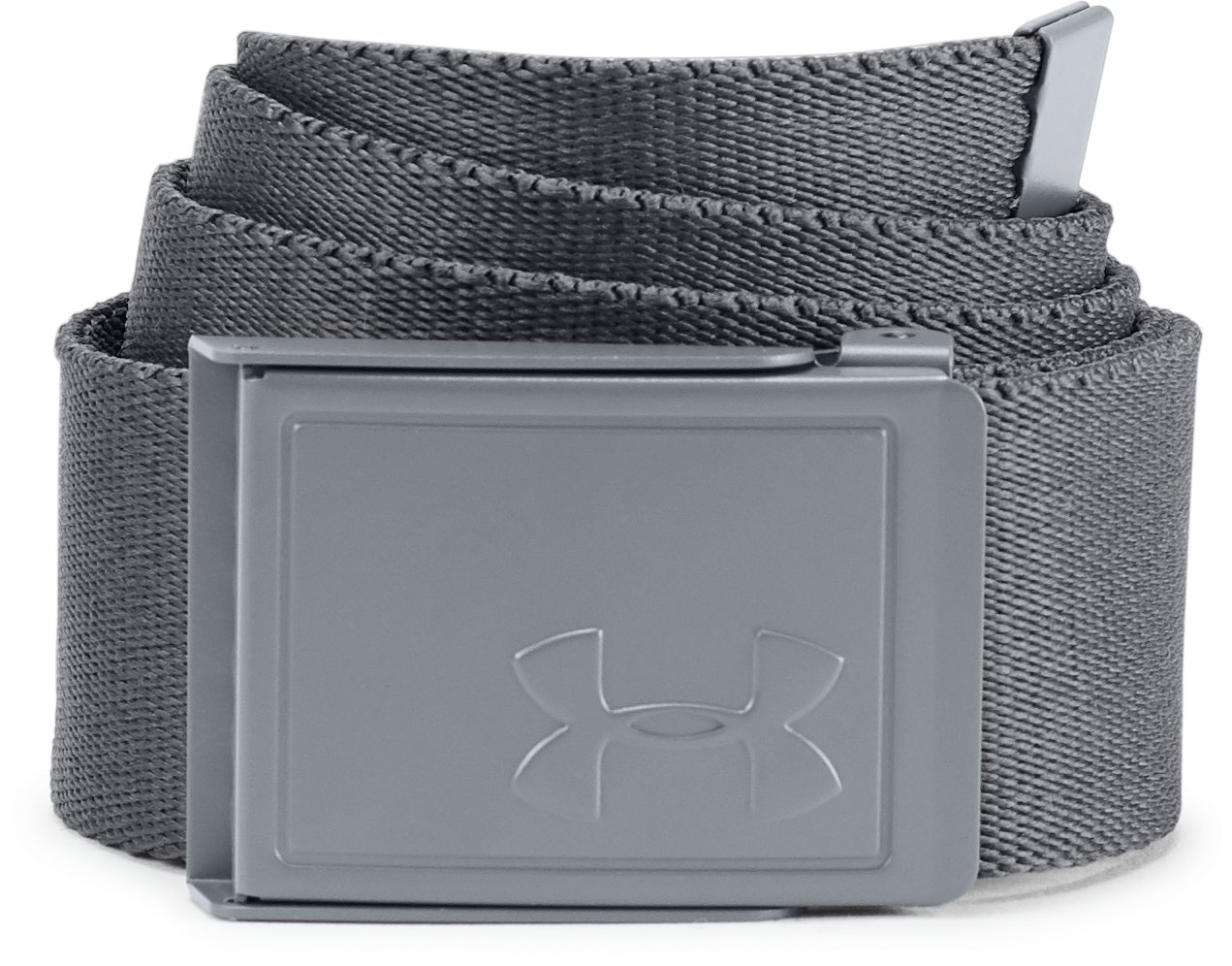 Boys' UA Printed Webbing Belt 1 Color $25.00