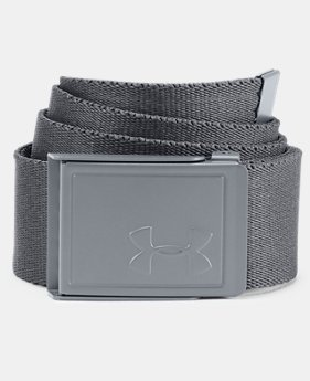 New Arrival Boys' UA Printed Webbing Belt  1 Color $25