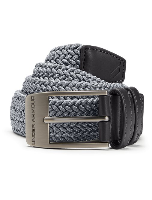8a5fd75bfa Men's UA Braided Belt 2.0