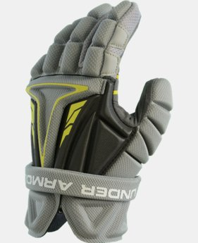 Boys' UA NexGen Lacrosse Gloves  1  Color Available $59.99