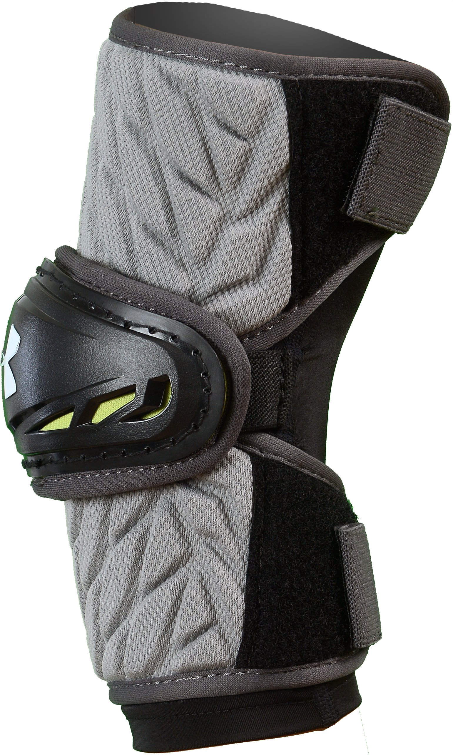 Boys' UA NexGen Arm Guard, Graphite, undefined