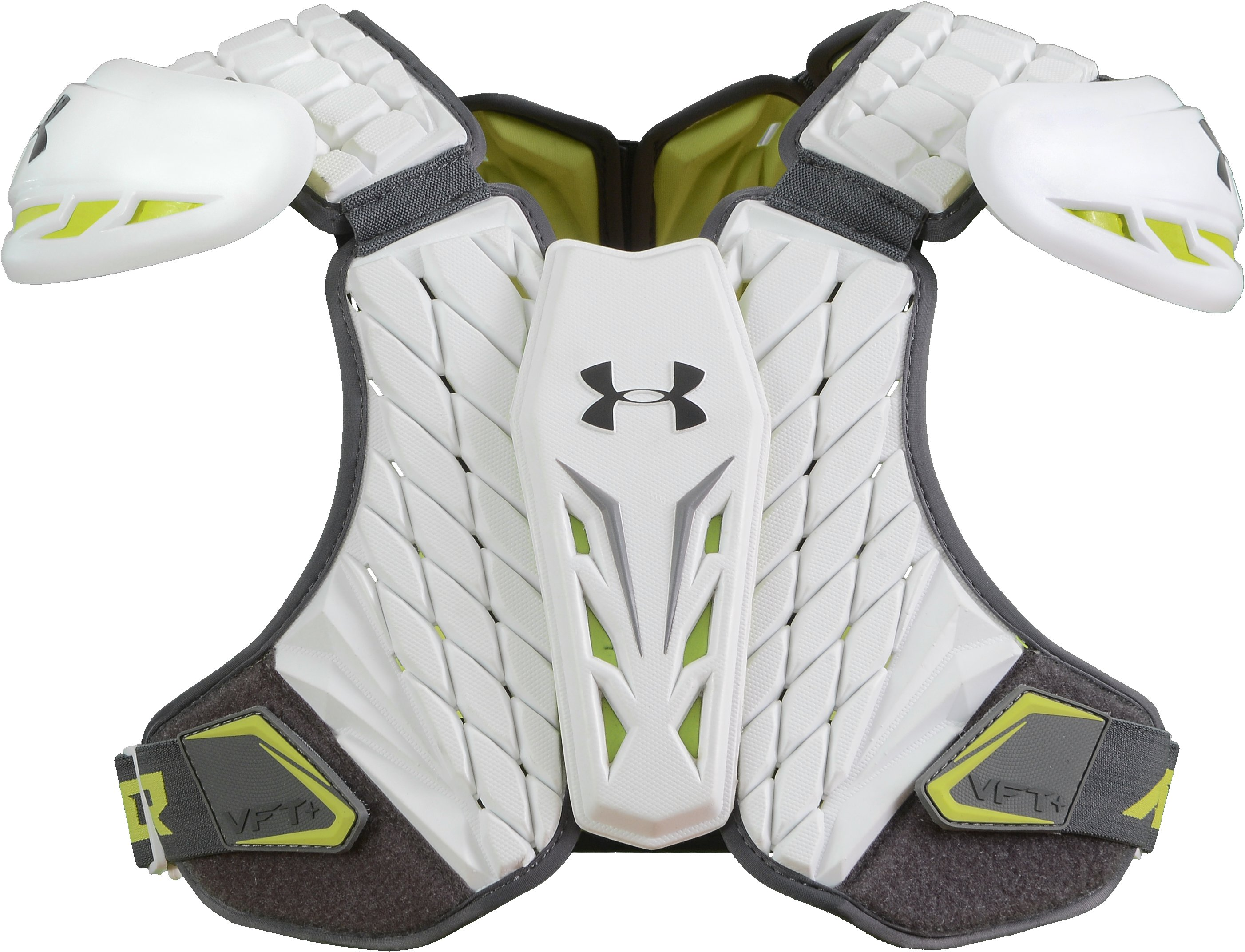 Men's UA VFT 2.0 Shoulder Pad, White