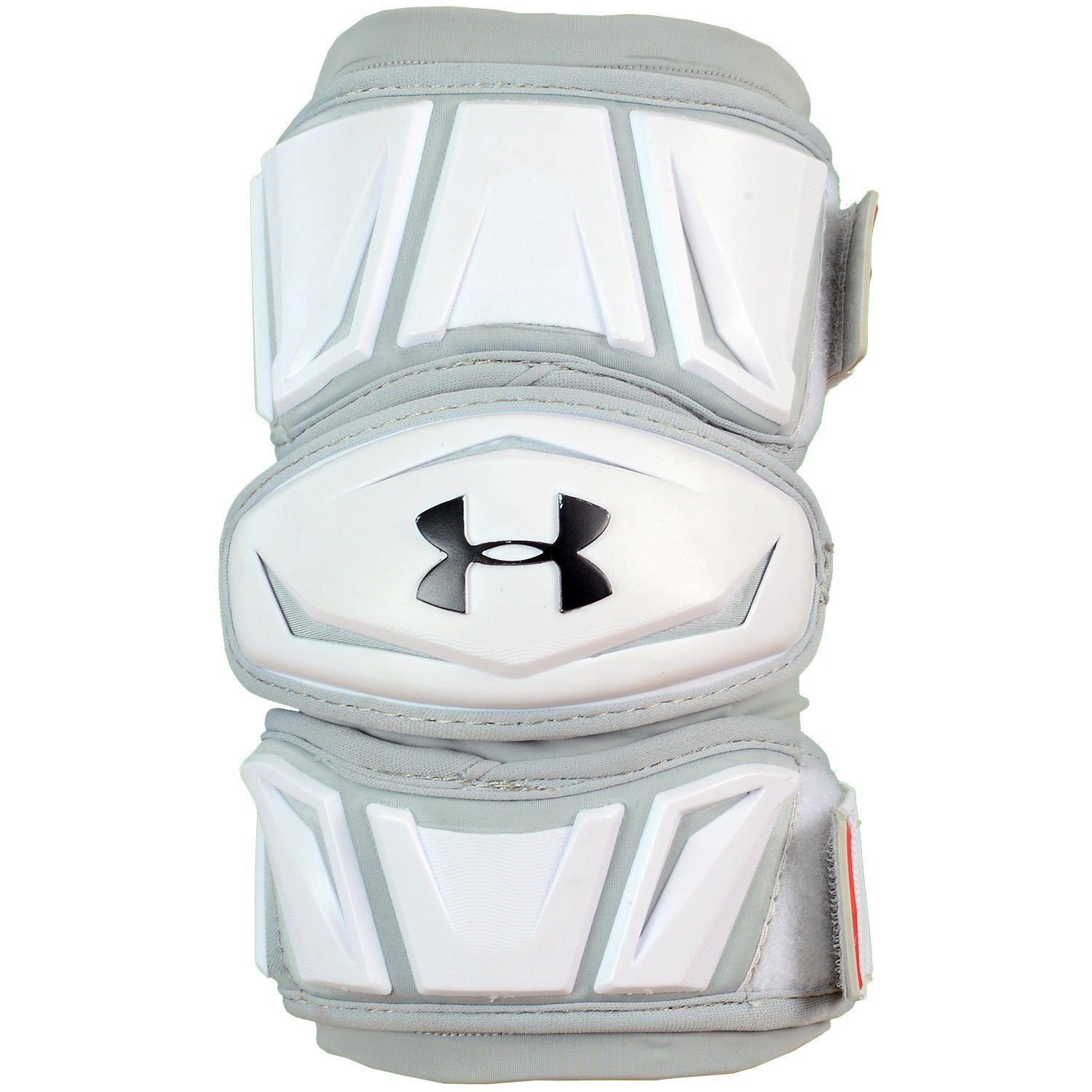 Men's UA Revenant Elbow Pad, White,