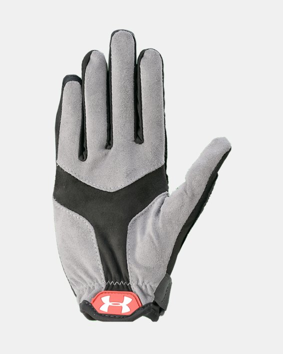 Women's UA Illusion Field Gloves, Black, pdpMainDesktop image number 0