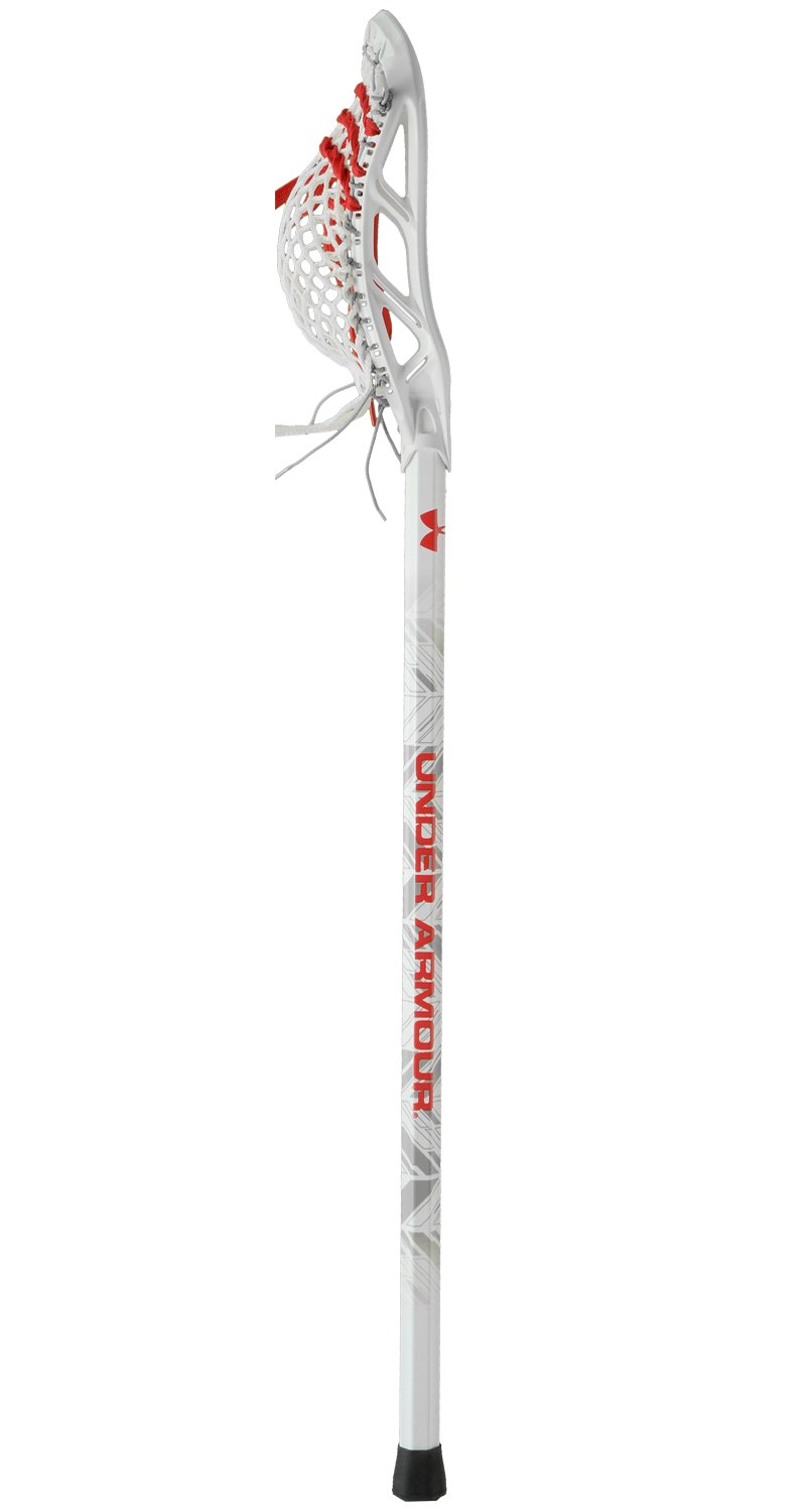 Men's UA Headline Complete Stick, White,