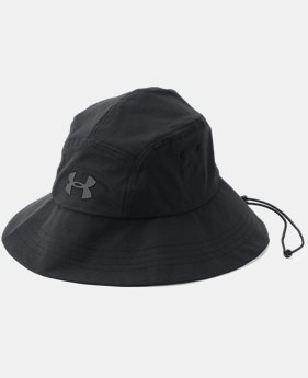 Men's UA ArmourVent™ Warrior Bucket 2.0 Hat  3  Colors Available $40