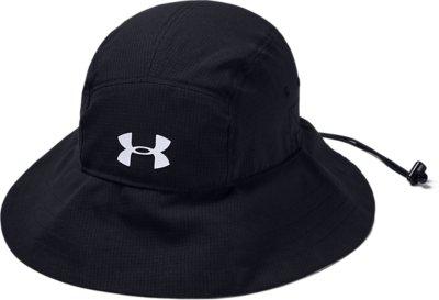 Under Armour Mens Warrior 2.0 Bucket Hat Grey