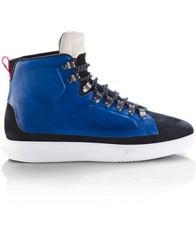 Men's UAS Club Mid Suede   $150