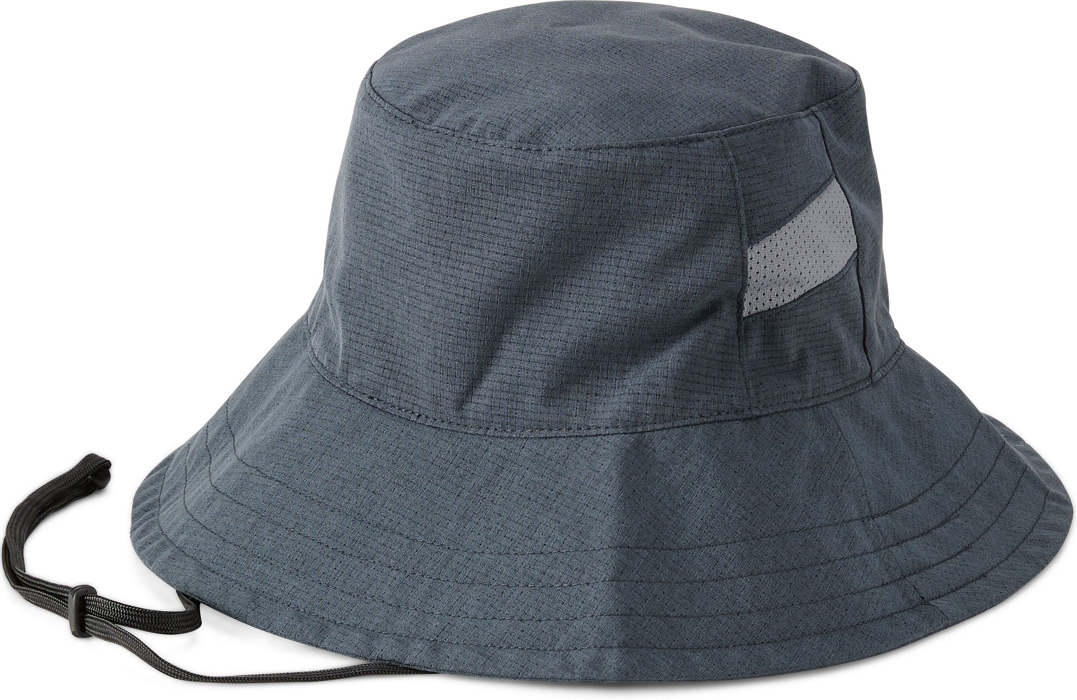Men's UA CoolSwitch AmourVent™ Fish Bucket Hat, STEALTH GRAY,