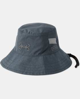 Men's UA CoolSwitch AmourVent™ Fish Bucket Hat  2 Colors $29.99