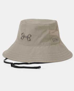 Men's UA CoolSwitch AmourVent™ Fish Bucket Hat   $40