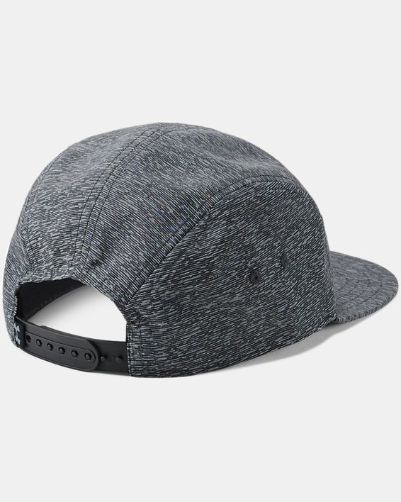 Men's UA Reflective Camper Cap, Black, pdpMainDesktop image number 1