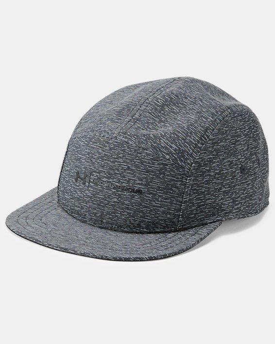 Men's UA Reflective Camper Cap, Black, pdpMainDesktop image number 0