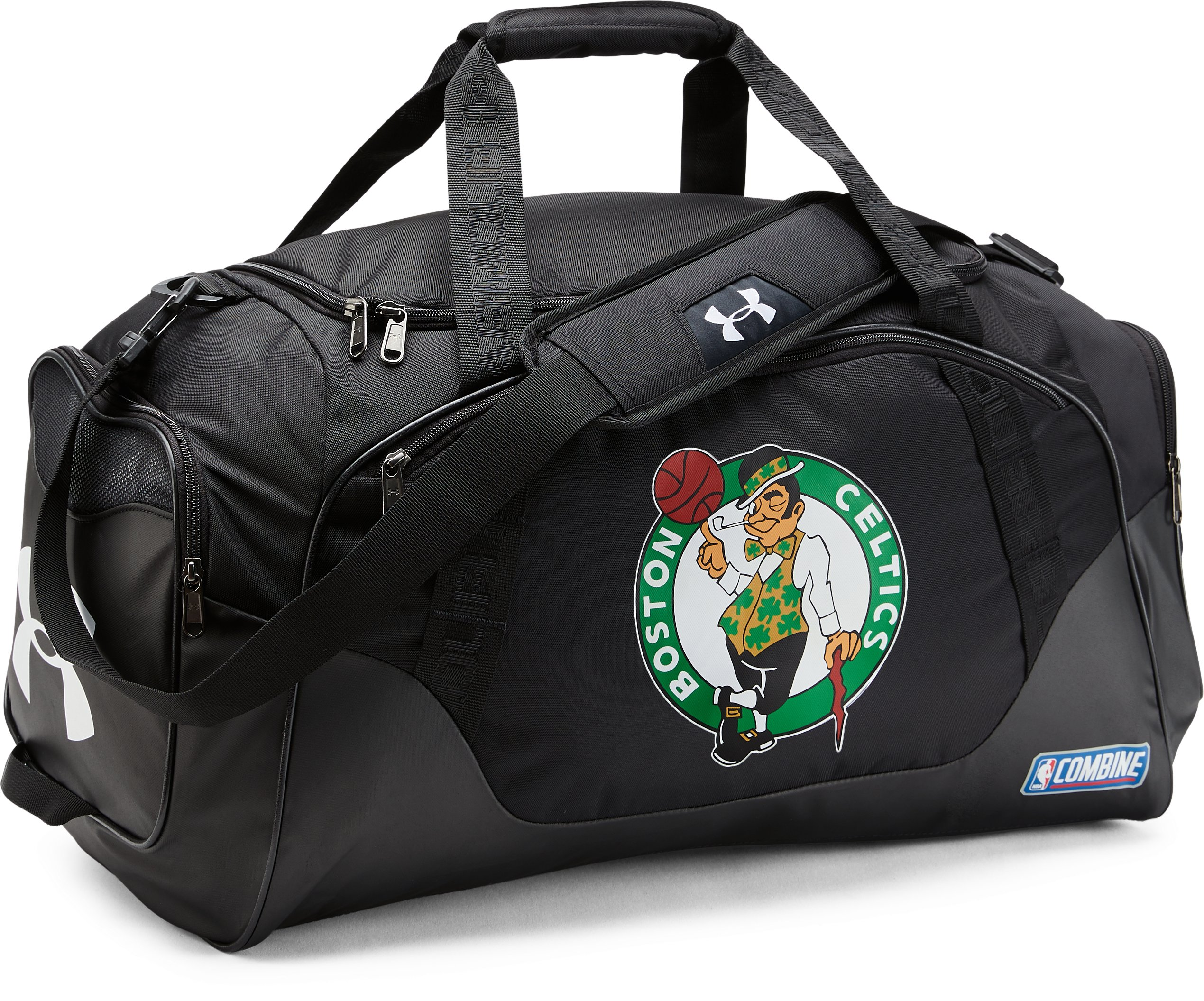 NBA Combine Undeniable Duffle, NBA_BOSTON CELTICS_BLACK