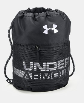 Boys' UA Armour Select Sackpack  1  Color Available $25