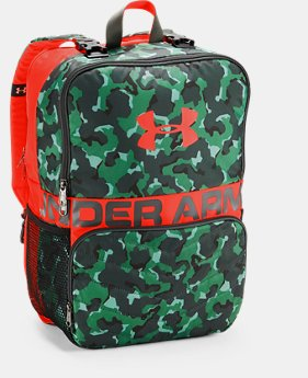Kids' UA Change-Up Backpack  1  Color Available $60