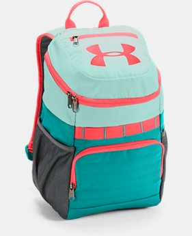Kids' UA Large Fry Backpack  1  Color Available $30