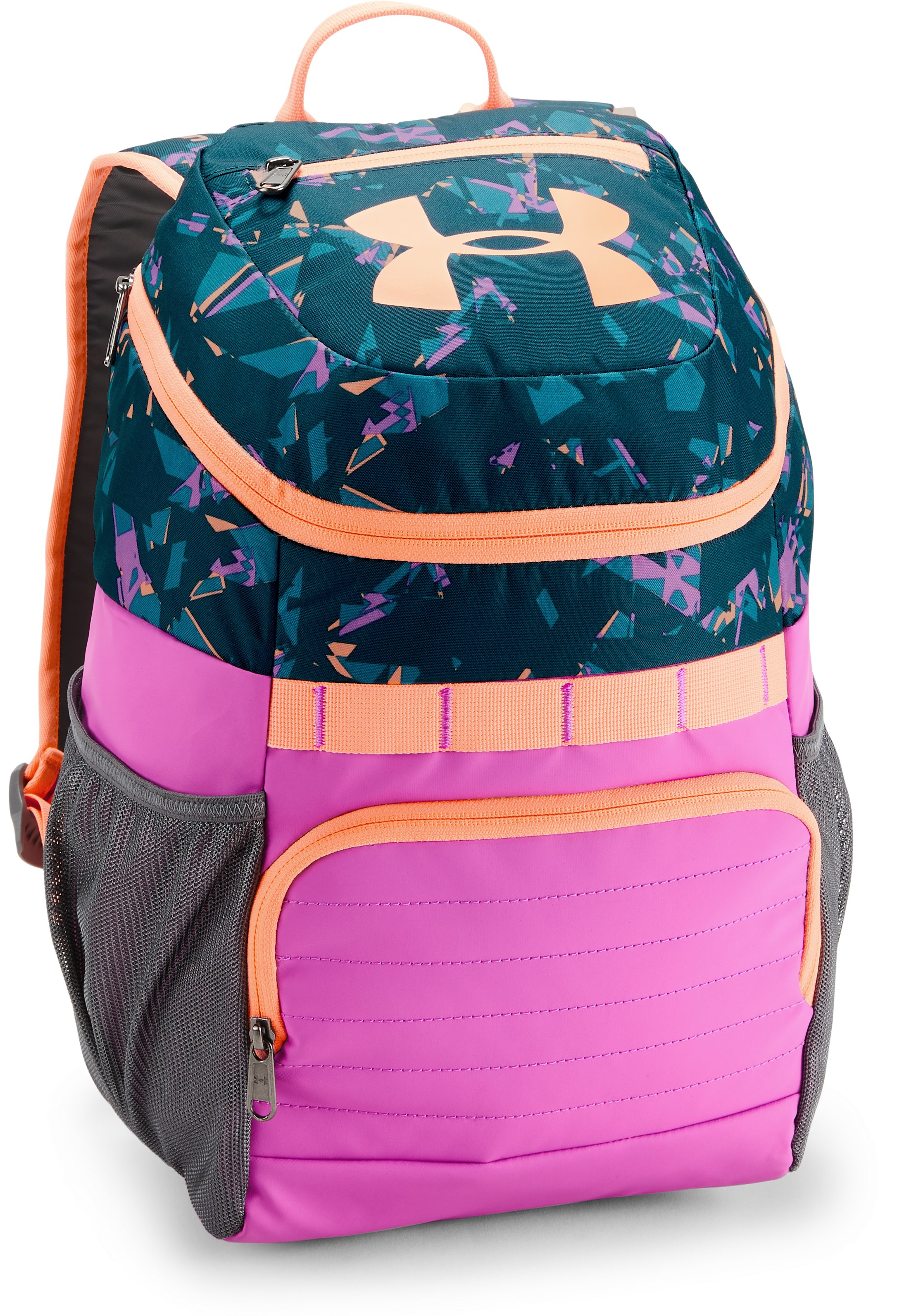 Large Fry Backpack, PEACH HORIZON, zoomed