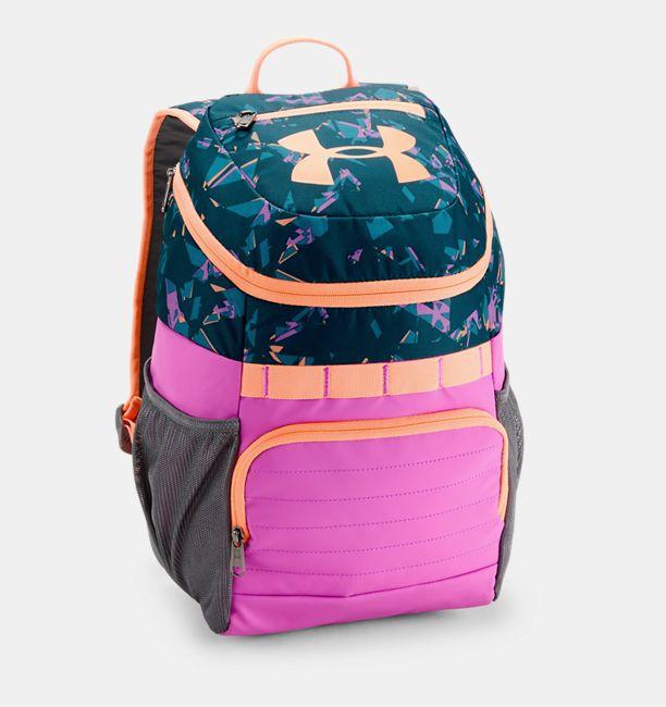 72b5d2f861 Kids  UA Large Fry Backpack