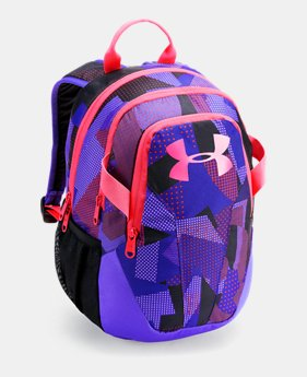 Kids Ua Medium Fry Backpack 2 Colors Available 35