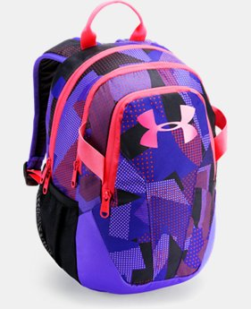 Kids' UA Medium Fry Backpack  1  Color Available $35