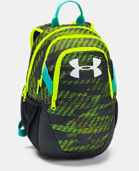 Kids' UA Medium Fry Backpack  2  Colors Available $40