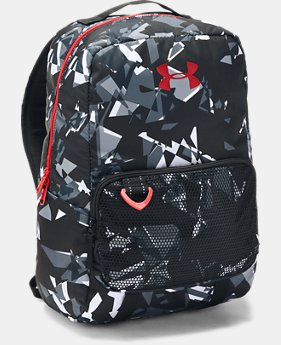 Boys' UA Armour Select Backpack  1  Color Available $50