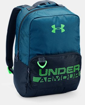 New Arrival Boys' UA Armour Select Backpack  4 Colors $45