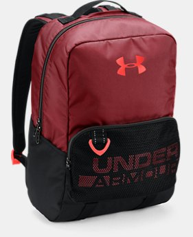 New Arrival  Boys' UA Armour Select Backpack  3 Colors $50