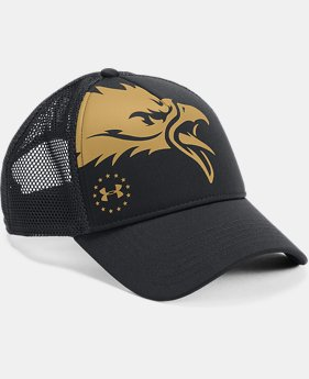 New Arrival  Men's UA Freedom Eagle Cap  1 Color $35