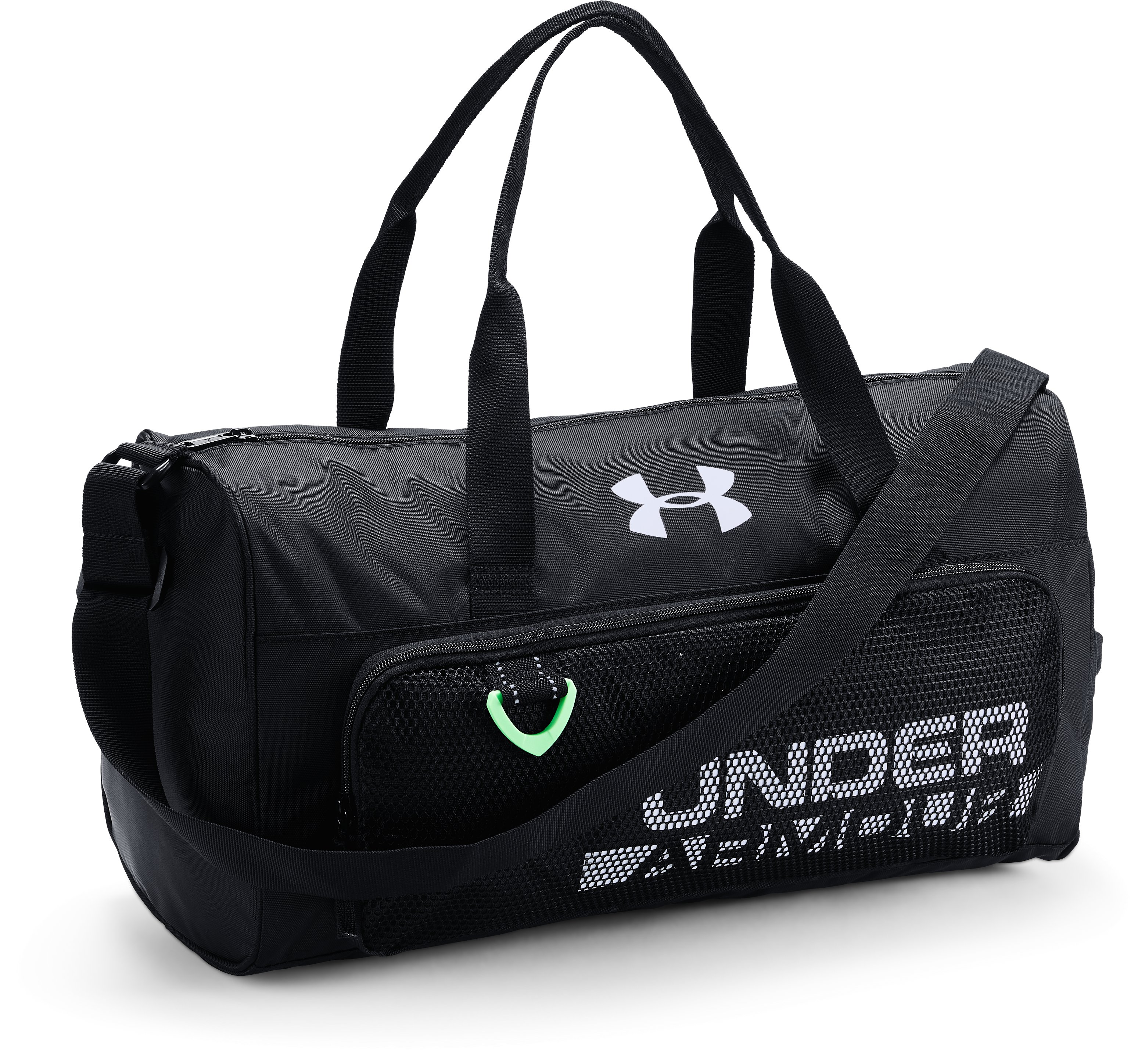 Boys UA Armour Select Duffle, Black ,