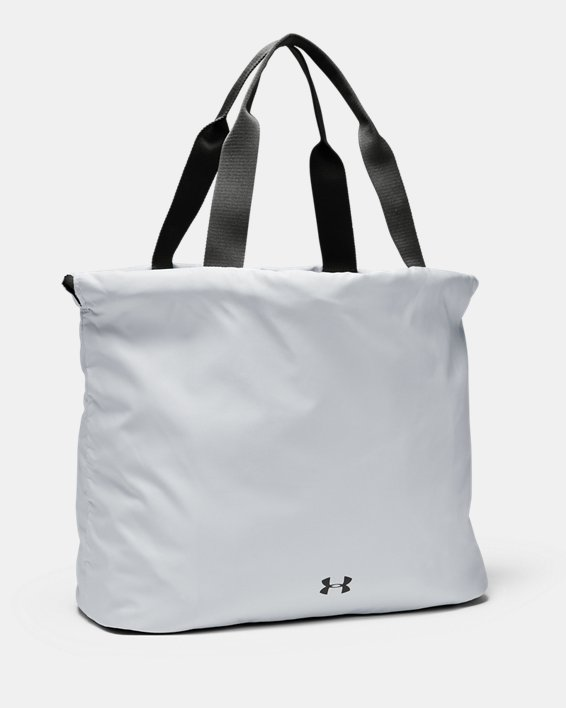 Women's UA Favorite Tote, Gray, pdpMainDesktop image number 2