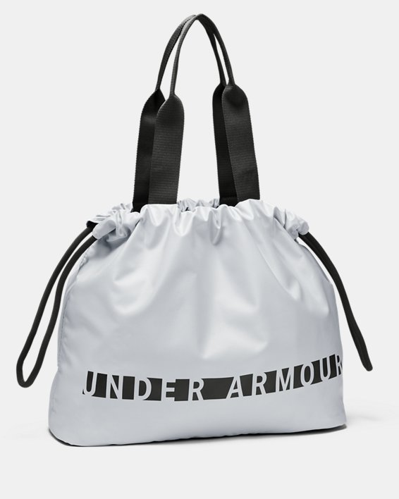 Women's UA Favorite Tote, Gray, pdpMainDesktop image number 3