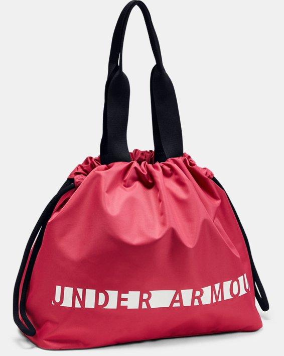 Women's UA Favorite Tote, Pink, pdpMainDesktop image number 2