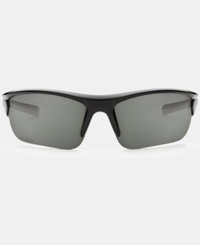 UA Propel Storm Mirror Polarized Sunglasses  1  Color Available $135