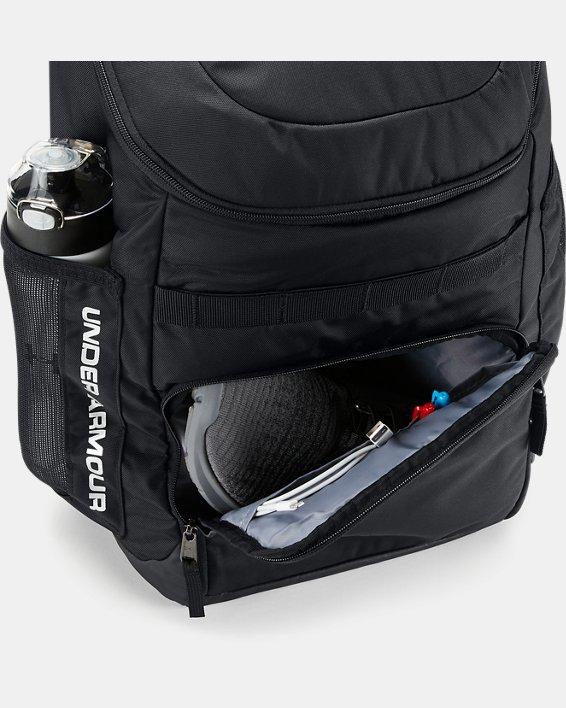 UA Team Undeniable Backpack, Black, pdpMainDesktop image number 2