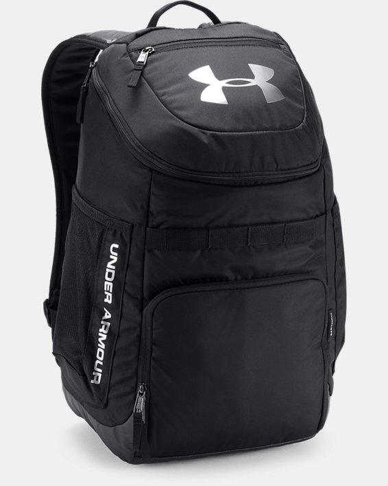 UA Team Undeniable Backpack, Black, pdpMainDesktop image number 0