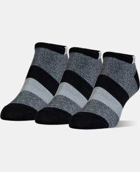Women's UA Essential Comfort No Show Socks  2  Colors Available $14.99